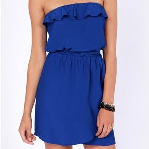 NWT Lucy Love Jerry Hall Dress. Medium. $25